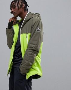 Зеленая куртка Quiksilver - Зеленый