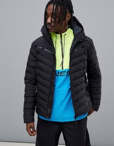 Черная дутая куртка ONeill Phase - Черный O`Neill