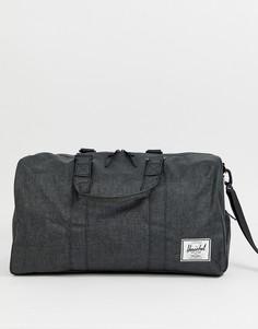 Черная сумка вместимостью 42,5 л Herschel Supply Co - Черный