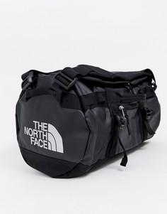 Черная маленькая сумка дафл The North Face Base Camp - 31 л - Черный