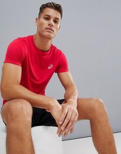 Красная футболка Asics Running - Красный