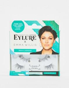 Накладные ресницы Eylure x Emma Willis Trix-A-Lashious - Черный