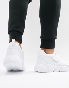 Белые массивные кроссовки Truffle Collection - Белый