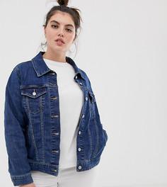 Джинсовая куртка Levis Plus - Синий