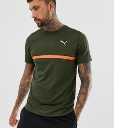 Футболка с графическим принтом Puma Ignite - Зеленый