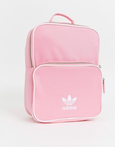 Розовый рюкзак adidas Originals adicolor - Розовый
