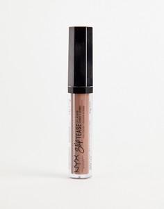 Блеск для губ NYX Professional Makeup Slip Tease - Latte - Розовый