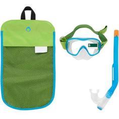 Детский Набор Для Сноркелинга Snk 500 (маска И Трубка) Subea