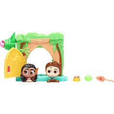 """Игровой набор Moose """"Disney Doorables"""" Моана, 2 фигурки"""
