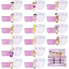 """Игровой набор Zapf Creation """"Baby Secrets"""" Кукла с ванной, 2 волна"""