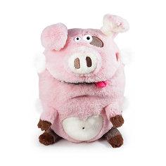Мягкая игрушка Budi Basa Karmashki Свинка, 26 см