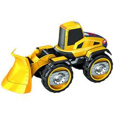 """Машинка Handers """"Большие колёса"""" Грейдер, 36 см"""