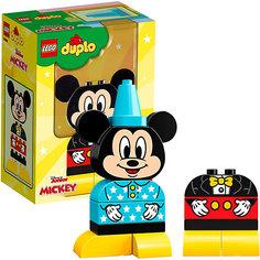 Конструктор LEGO DUPLO Disney 10898: Мой первый Микки