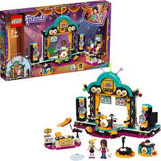 Конструктор LEGO Friends 41368: Шоу талантов