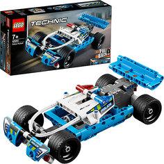 Конструктор LEGO Technic 42091: Полицейская погоня