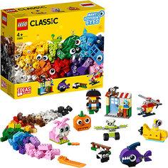 Конструктор LEGO Classic 11003: Кубики и глазки