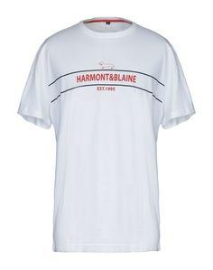 Футболка Harmont&Blaine