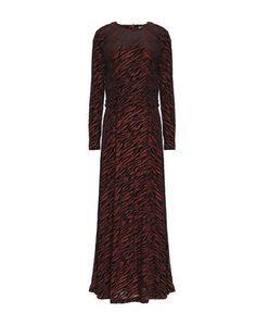 Платье длиной 3/4 Ganni
