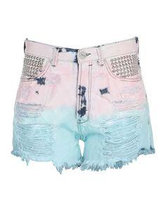 Джинсовые шорты Pinko