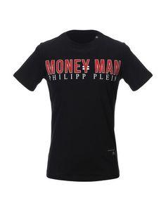 0b28231034a Купить мужские футболки Philipp Plein в интернет-магазине Lookbuck ...