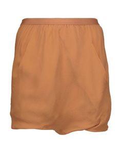 Мини-юбка Rick Owens