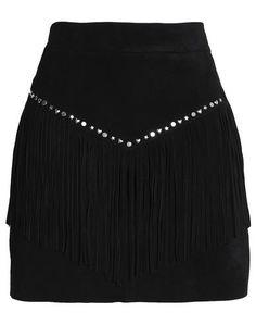 Мини-юбка Maje