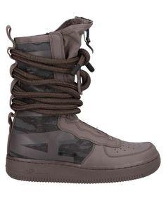 Полусапоги и высокие ботинки Nike