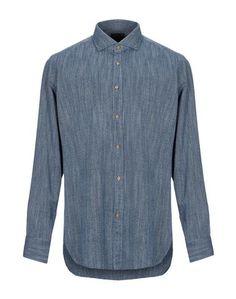 Джинсовая рубашка Giampaolo