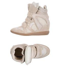 Высокие кеды и кроссовки Isabel Marant Étoile
