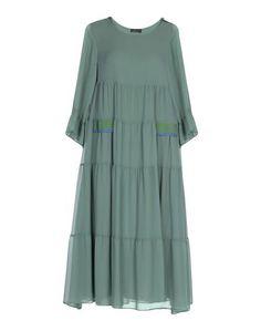 Платье длиной 3/4 Emporio Armani