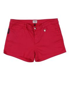 Джинсовые шорты Armani Junior