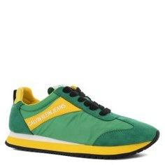 Кроссовки CALVIN KLEIN JILL зеленый
