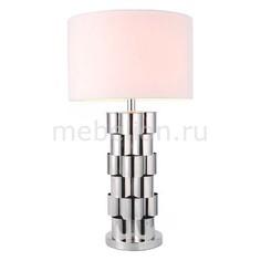 Настольная лампа декоративная Table Lamp BT-1021 nickel De Light Collection