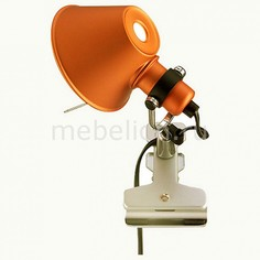 Настольная лампа офисная Tolomeo A010860 Artemide