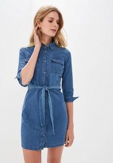 Платье джинсовое Miss Selfridge