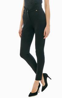 Однотонные брюки из вискозы Patrizia Pepe