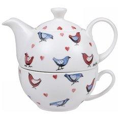 Чайный сервиз CHURCHILL Птички