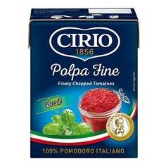 Томаты Polpa fine очищенные Cirio