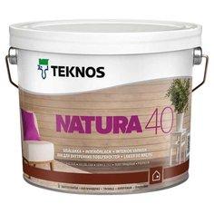 Лак TEKNOS Natura 40 2.7 л