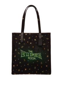 Сумка-шоппер Coach x The Viper Room