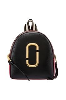 Кожаный рюкзак с логотипом Marc Jacobs