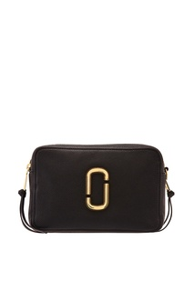 Черная сумка с логотипом Marc Jacobs