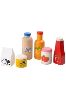 Набор еда и напитки Plan Toys