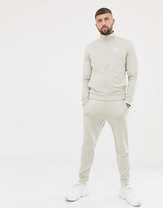 Бежевый спортивный костюм Nike 928109-221 - Бежевый
