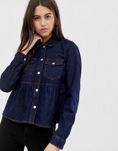 68a71de4f9c Рубашки Vila женские - купить в интернет-магазинах - LOOKBUCK