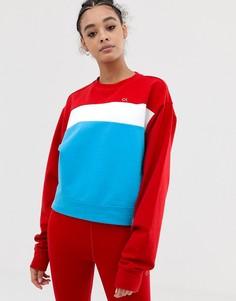 Красный пуловер Calvin Klein Performance - Красный
