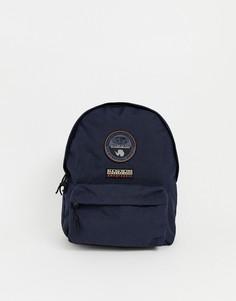 Темно-синий рюкзак Napapijri Voyage - Темно-синий