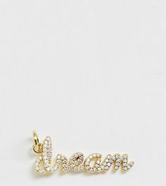 Позолоченная подвеска для ожерелье Galleria Armadoro - Золотой