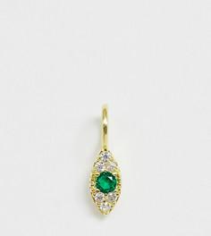 Позолоченная подвеска для ожерелья Galleria Armadoro - Золотой