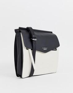 Черно-белая сумка через плечо Fiorelli - Мульти